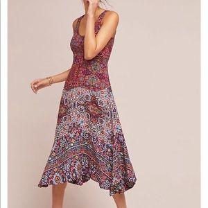 """Anthropologie Maeve """"Violette"""" dress"""